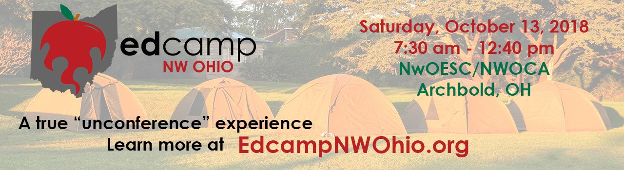 edcamp 2018 promotional slide