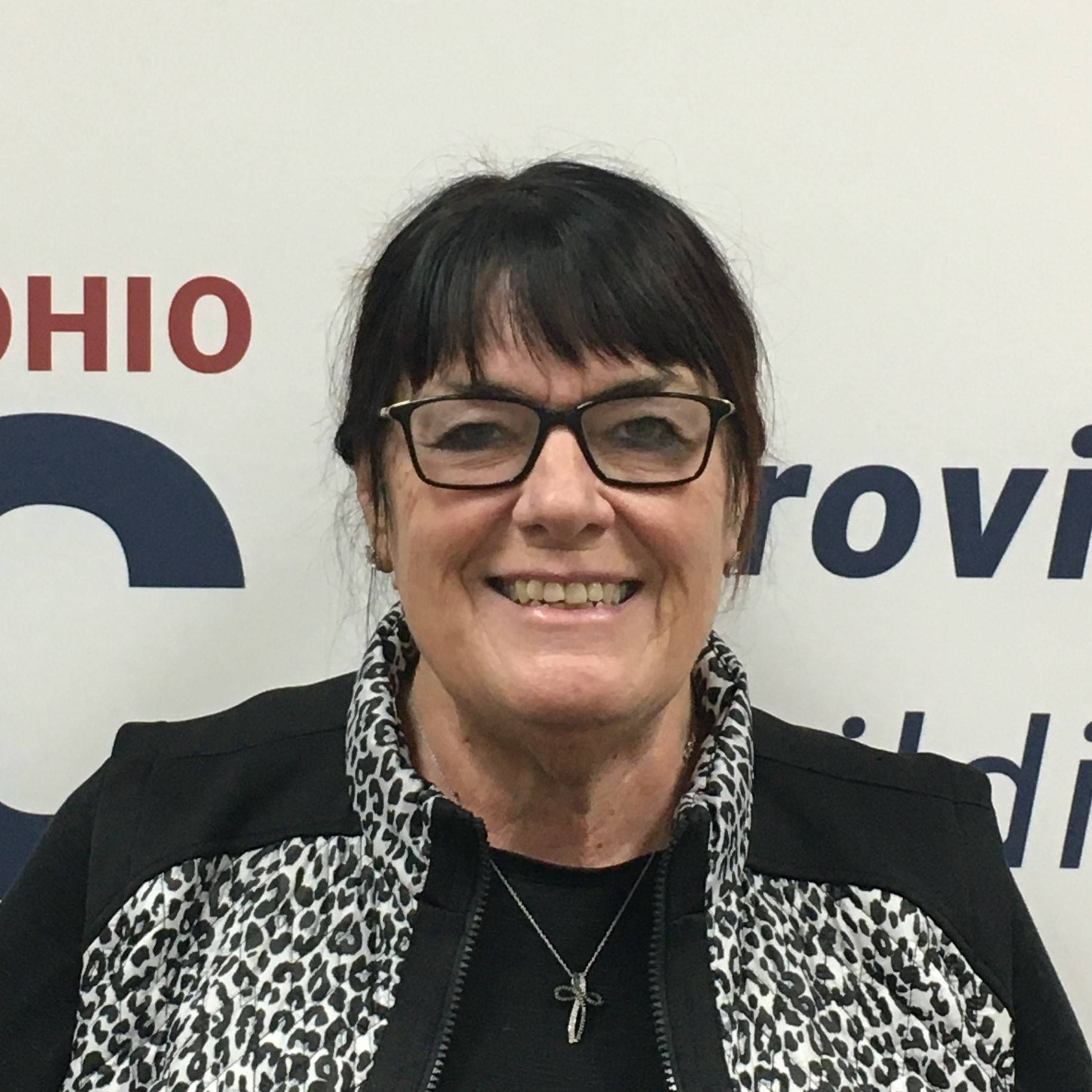 Nona Rupp, President, representing Fulton County District 1