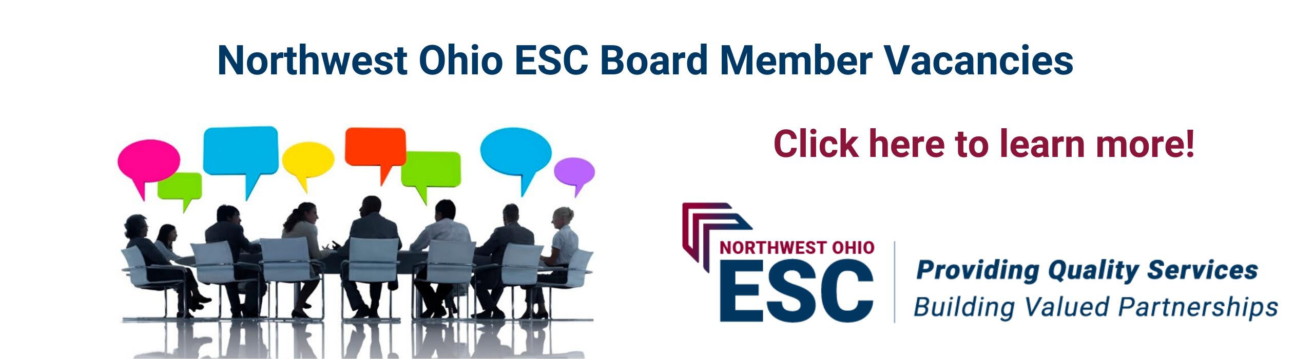 Board Member Vacancies