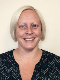 Photo of education consultant Kallie Gensler